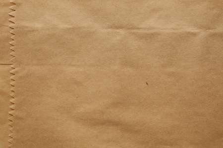 Paper bag texture background