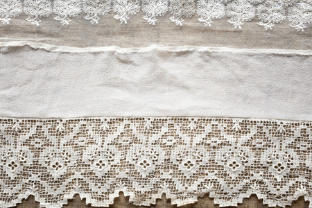 lace fabric: White lace fabric texture background