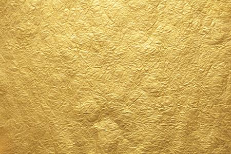 Gold-Papier Textur Hintergrund Standard-Bild - 50548620