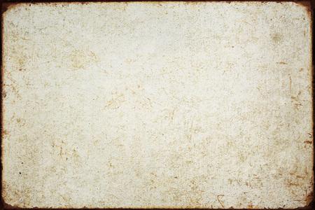 Fer grunge plaque texture de fond Banque d'images