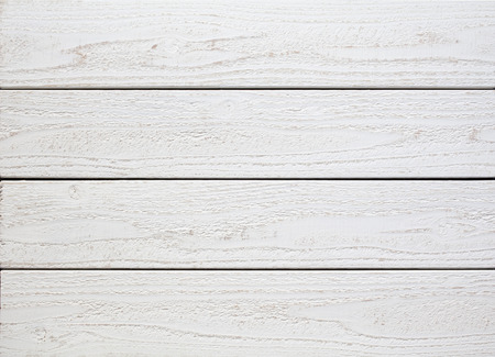 White wood board texture background
