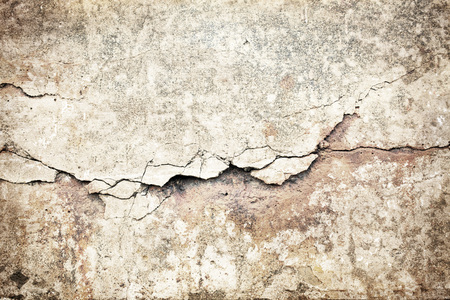 cracked wall: Grunge wall texture background Stock Photo