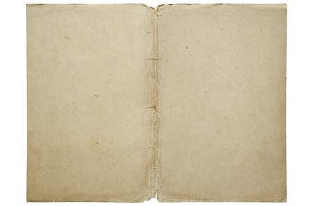 Oude papier textuur achtergrond Stockfoto