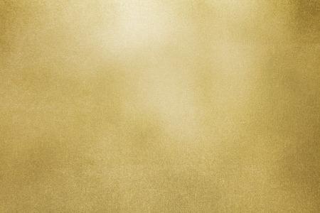金の紙テクスチャ背景 写真素材