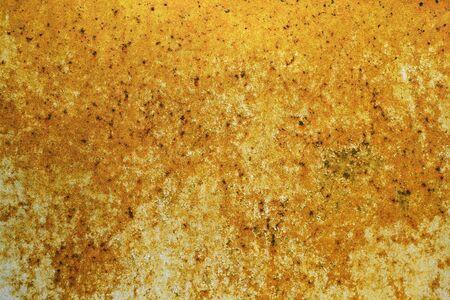 rusty background: Rusty iron plate texture background Stock Photo
