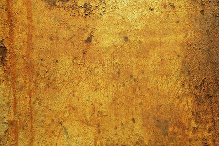 Rusty iron plate texture background Stock Photo