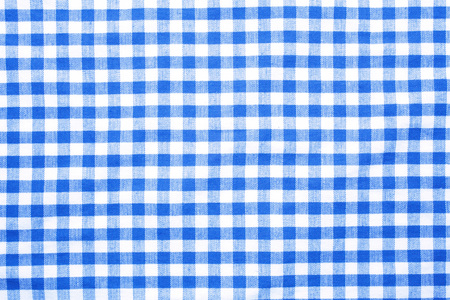 fabric pattern: Checked pattern fabric Stock Photo