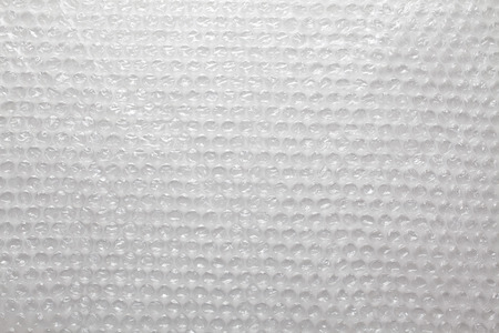 absorption: Bubble cushioning material