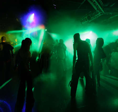 dancing people Stock fotó