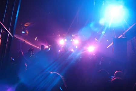 clubbers: Beautiful luces de discoteca