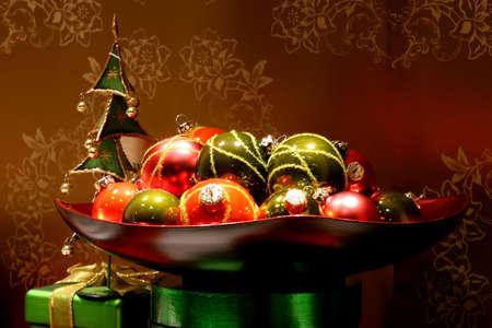coppery: Chrismas palle  decorazioni di Natale