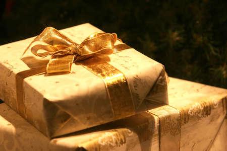 Golden Geschenk