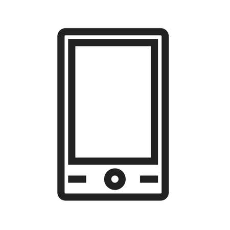 Smart Phone vector image to be used in web applications, mobile applications and print media. Illustration