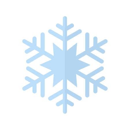 スノーフレーク ベクトル画像の推奨は、web アプリケーション、モバイル アプリケーションの使用し、印刷メディア。