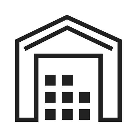 Store, shop, building, shopping mall icon vector image. Can also be used for ecommerce, shopping, business. Suitable for web apps, mobile apps and print media.