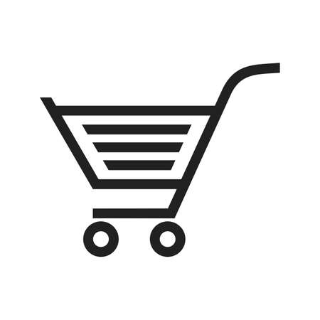 Cart, trolley, carrier, basket icon vector image. Can also be used for ecommerce, shopping, business. Suitable for web apps, mobile apps and print media. 向量圖像