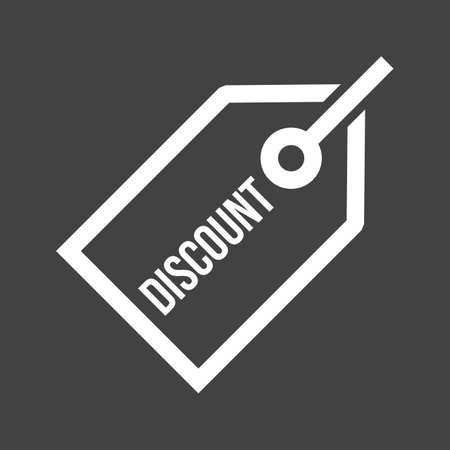 discount banner: Discount, tag, offer, label, sold icon vector image. Can also be used for eCommerce, shopping, business. Suitable for web apps, mobile apps and print media.