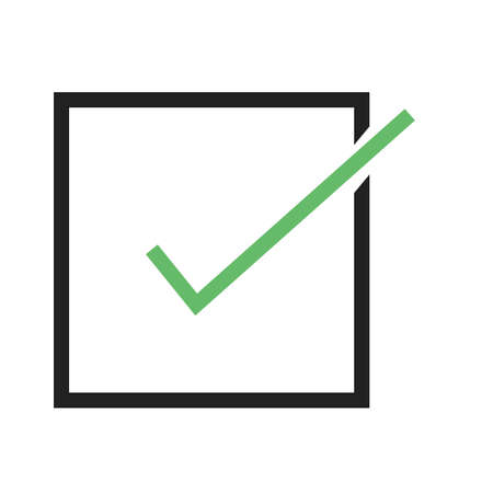 confirm: Checklist, tick mark, document icon vector image. Can also be used for eCommerce, shopping, business. Suitable for web apps, mobile apps and print media.