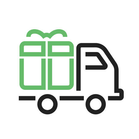 Truck, transport, service, delivery icon vector image. Can also be used for eCommerce, shopping, business. Suitable for web apps, mobile apps and print media. Stock Vector - 38549742