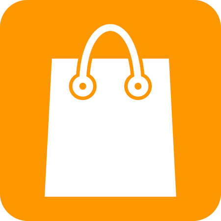 Bag, shopping, package, gift icon image.