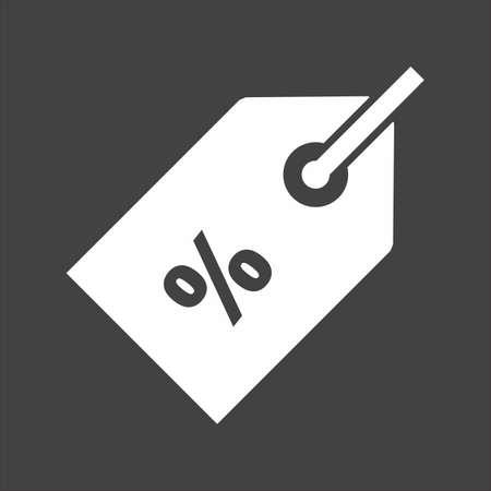 割引のラベルのアイコンの画像。  イラスト・ベクター素材