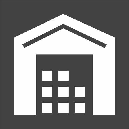 Store, shop, building, shopping mall icon Illustration