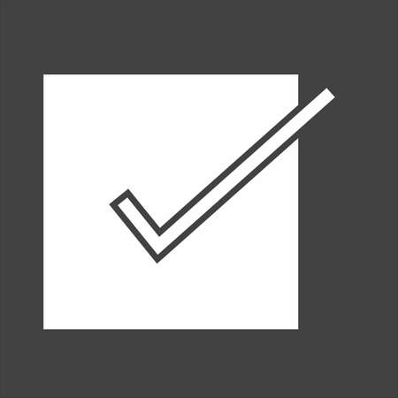 confirm: Checklist icon