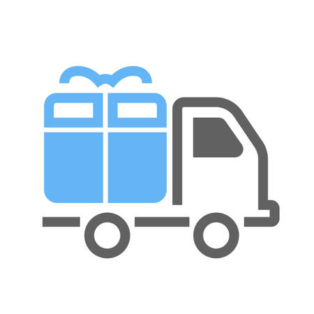 Truck, transport, service, delivery icon vector image. Can also be used for eCommerce, shopping, business. Suitable for web apps, mobile apps and print media.
