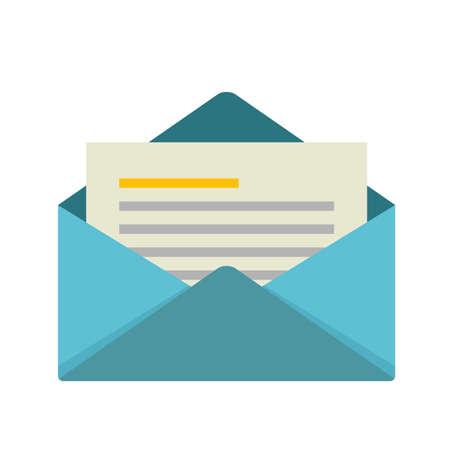 メール、手紙、ポスト アイコン画像を包みます。