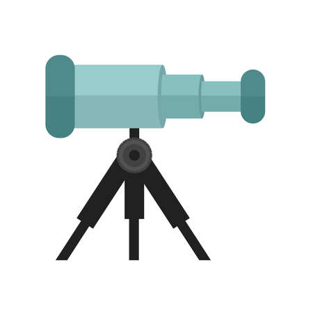 optical image: Telescope, binoculars, optical instrument icon image.