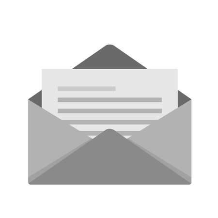 Mail, envelop, letter, post icon vector image. Can also be used for communication, connection, technology. Suitable for web apps, mobile apps and print media.