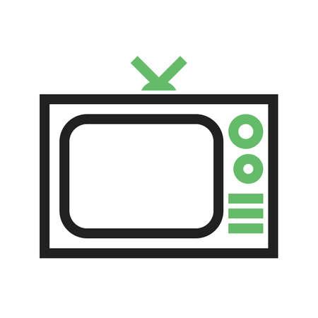 broadcast icon image. Ilustrace