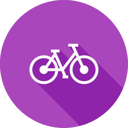 two wheeler: Bicycle, cycle, two wheeler, transport icon vector image. Can also be used for communication, connection, technology. Suitable for web apps, mobile apps and print media.