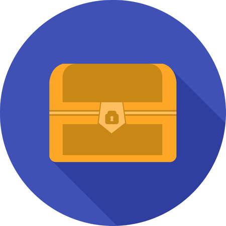secret code: Lock box icon