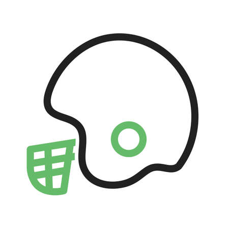 keeper: Cricket, helmet, player, wicket keeper icon vector image. Can also be used for sports, fitness, recreation. Suitable for web apps, mobile apps and print media. Illustration