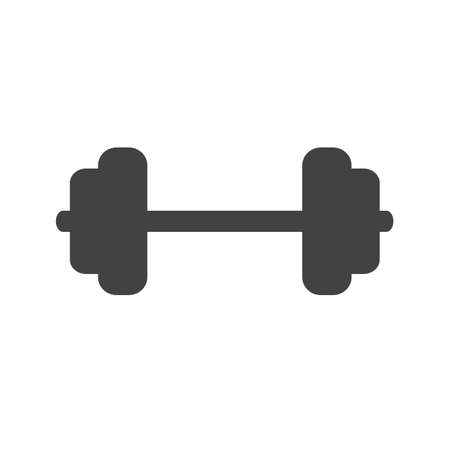 body image: Weights, weightlifting, body building, lifting icon vector image. Can also be used for sports, fitness, recreation. Suitable for web apps, mobile apps and print media.