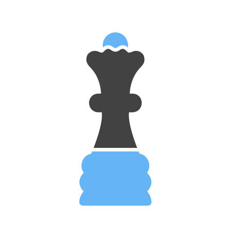 chess piece: Pawn, chess piece, chess, game, chess board, sports icon vector image. Can also be used for fitness, recreation. Suitable for web apps, mobile apps and print media.