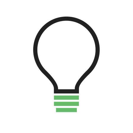 bombillo ahorrador: Bulbo, la imagen del icono del vector de luz, ahorro de energ�a. Tambi�n se puede utilizar para la energ�a y la tecnolog�a. Adecuado para aplicaciones web, aplicaciones m�viles y los medios impresos.