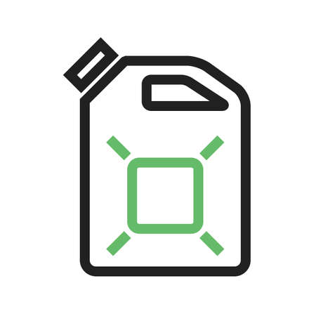 diesel: Diesel can, oil, fuel icon vector image. Can also be used for energy and technology. Suitable for web apps, mobile apps and print media.