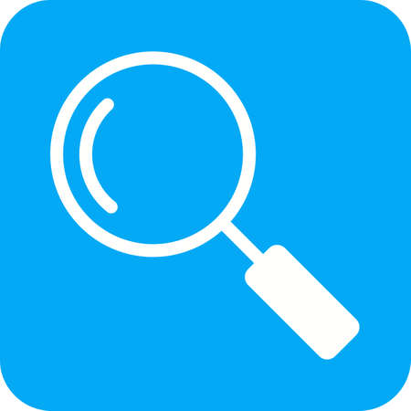 analyse: Magnifying glass, optimization, search icon vector image. Can also be used for Phone Tab and Settings. Suitable for use on web apps, mobile apps and print media Illustration