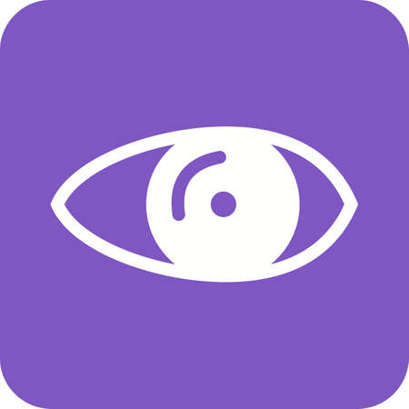 eyesight: Eye, optical, eyesight icon vector image. Can also be used for healthcare and medical. Suitable for web apps, mobile apps and print media.