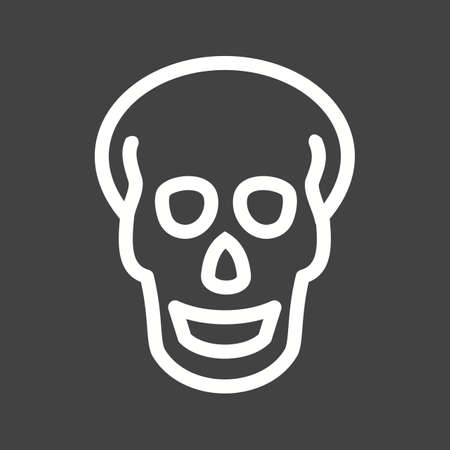 mri head: Skull, xray,head,trauma icon vector image. Can also be used for healthcare and medical. Suitable for mobile apps, web apps and print media.