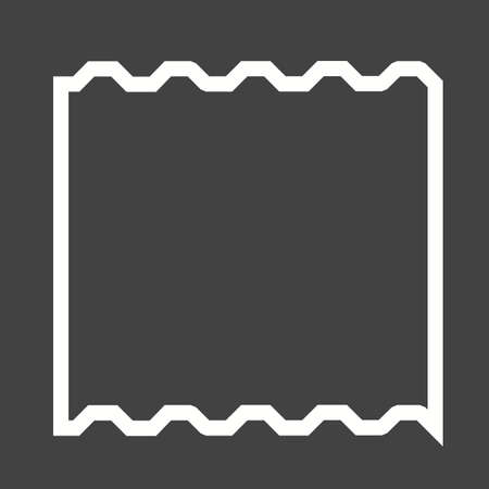 sheet metal: Metal, sheet, aluminum icon vector image. Can also be used for construction, interiors and building. Suitable for use on web apps, mobile apps and print media. Illustration