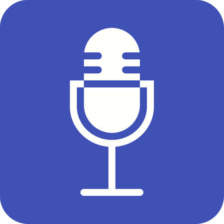 suggestion: Voice, suggestion, tape icon vector image.