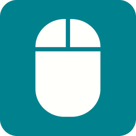 mouse click: Mouse, click, pointer, icon vector image.