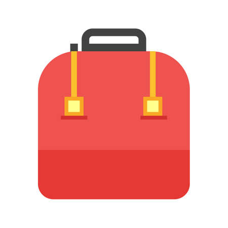 case studies: Bag, school bag, books icon vector image. Can also be used for education, academics and science. Suitable for use on web apps, mobile apps and print media.