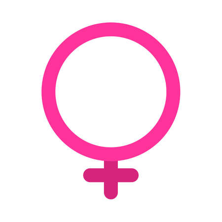 Female Female Sign Woman Icon Vector Image Can Also Be Used
