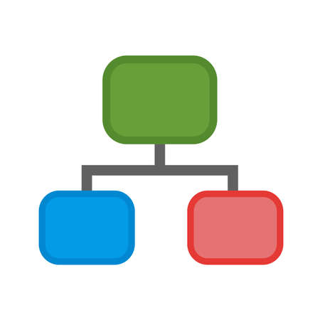 ethernet: Network, ethernet, internet icon vector image. Can also be used for computer and hardware. Suitable for use on web apps, mobile apps and print media.