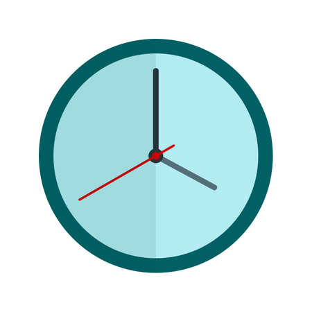 digital clock: Clock, analog, digital icon vector image. Can also be used for mobile apps, phone tab bar and settings. Suitable for use on web apps, mobile apps and print media.