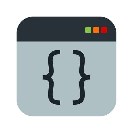 human source: Debugg, responsive, inspector icon vector image. Can also be used for mobile apps, phone tab bar and settings. Suitable for use on web apps, mobile apps and print media